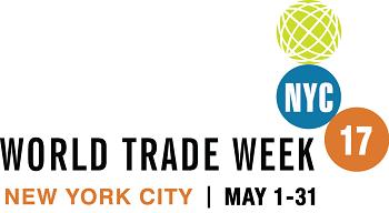World Trade Week NYC May 2017