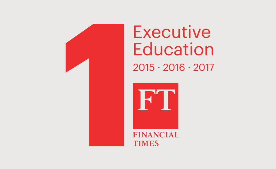 Congratulations To IWEC Partner IESE – Ranked 1st In World For Executive Education By FT For 3rd Straight Year