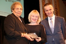 Kudos To IWEC Past Awardee, Vigdis Eriksen For Being Tapped For Translations Of Trumpisms!