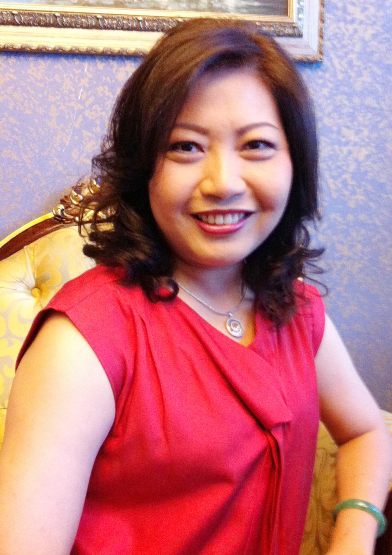 IWEC Congratulates Lin Min Wu, Madame Rose Tea Salons, As IWEC 2017 Awardee From Taiwan